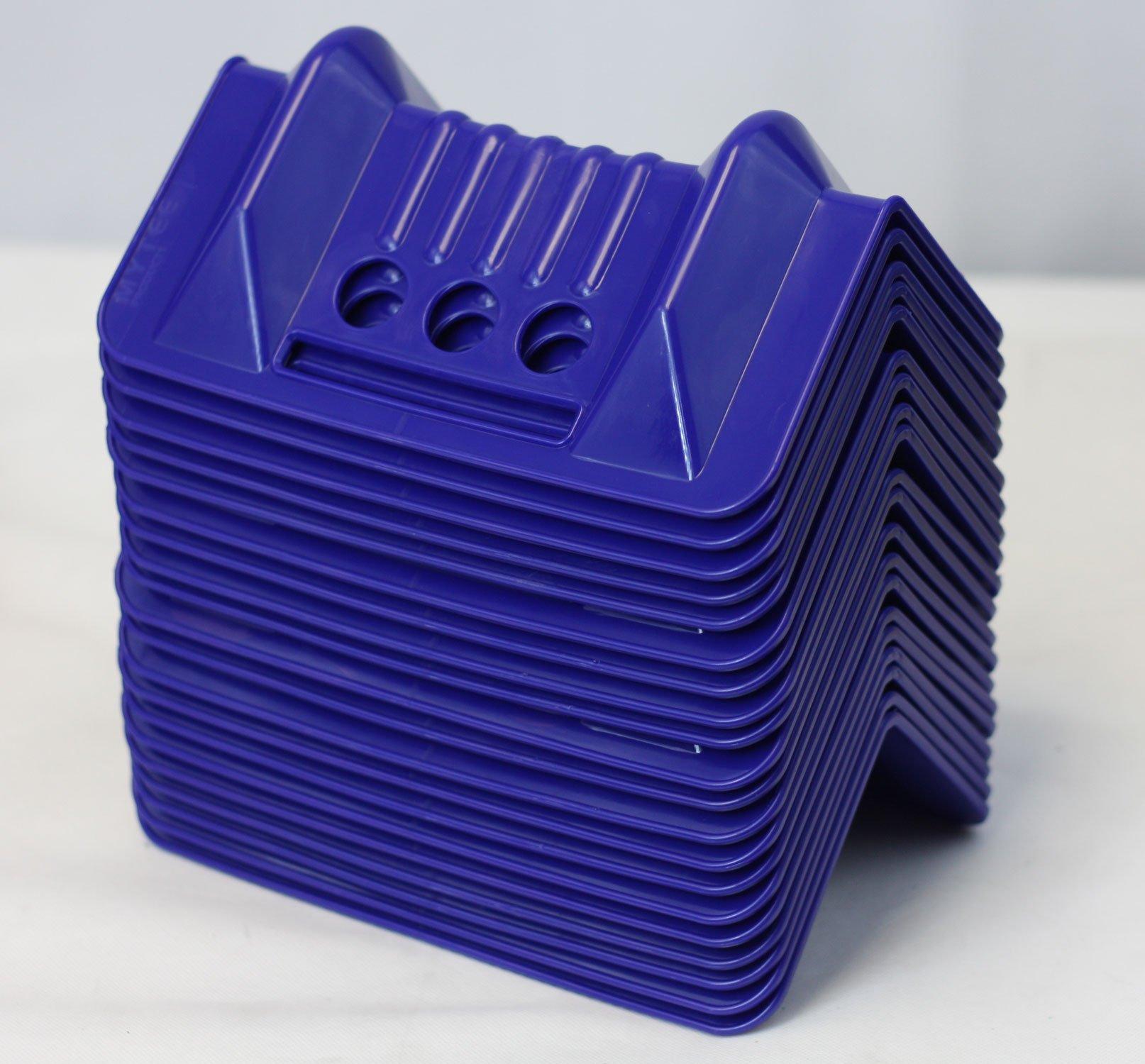 4'' x 10'' Corner Protector Vee Shaped (20 Pack)