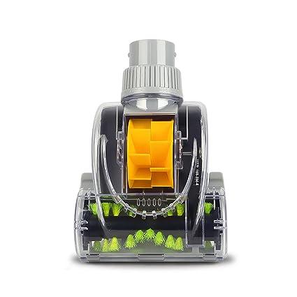 reyee 32 mm cepillo Turbo aspirador vibración cepillo eliminar ácaros Deep Clean Turbo cabeza