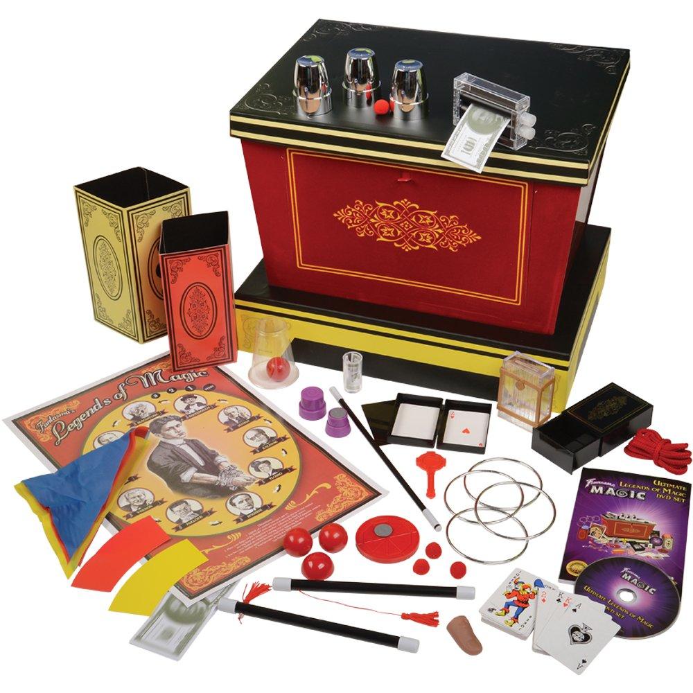 Fantasma Toys Super Deluxe Legends of Magic DVD Set