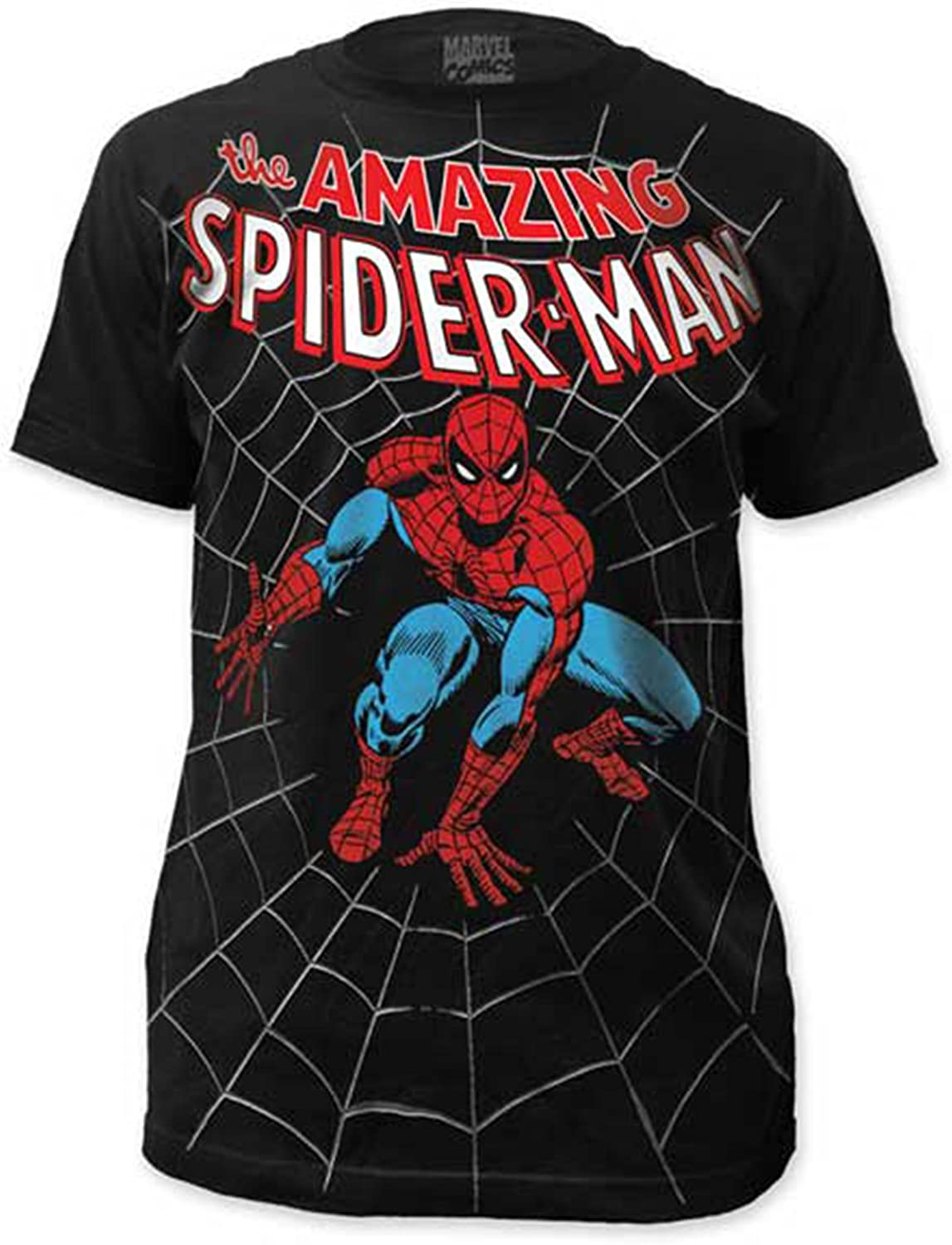 Spiderman T-shirt for men available in 3 colours size S-XXL