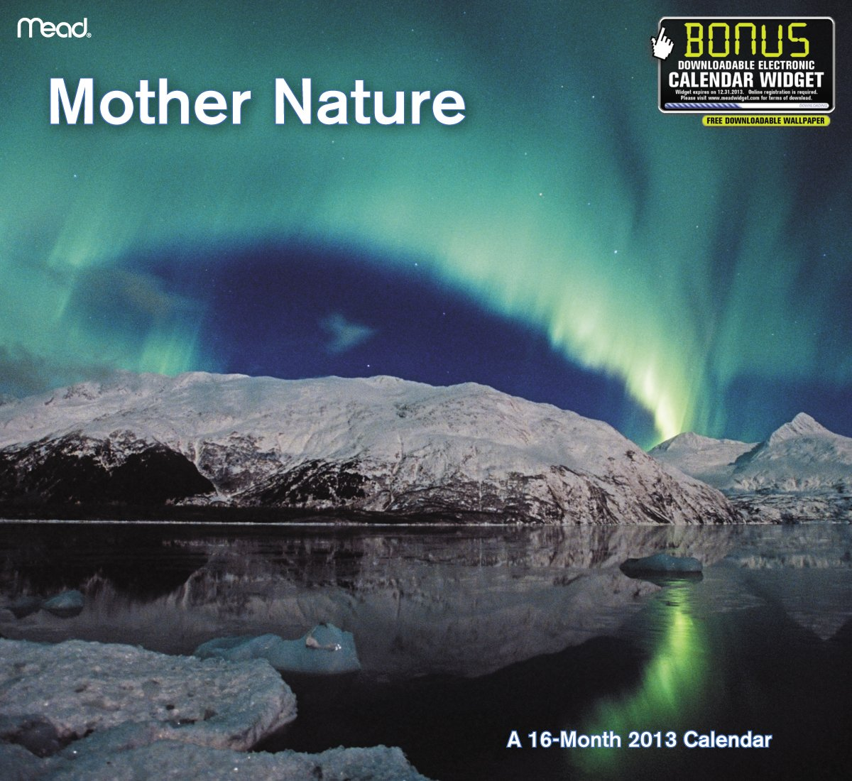 2013 Mother Nature Wall  Calendar ebook