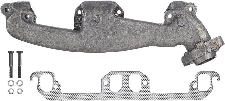 APDTY 785951 Exhaust Manifold Kit w//Heat Shield Passenger-Side; Cast Iron; Replaces 53030808 Hardware /& Gasket Fits Right 4.7L V8 Engine 2000-2003 Dodge Dakota or Durango 2002-2003 Dodge Ram 1500