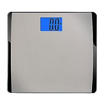 eatsmart precision 550 pound extra high capacity digital bathroom scale with extra wide platform - Eatsmart Precision Digital Bathroom Scale