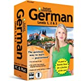 (2011 Version) Instant Immersion German Levels 1, 2 & 3