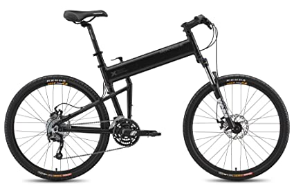 Amazon.com: Montague Paratrooper Pro – Bicicleta plegable ...