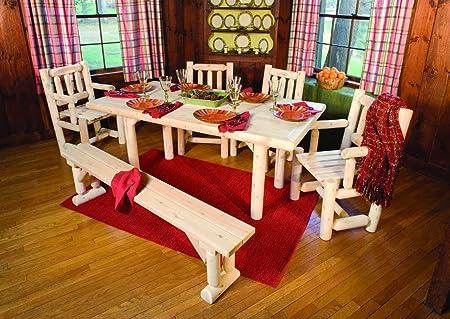 Cedarlooks 030020D Dining Table Bench