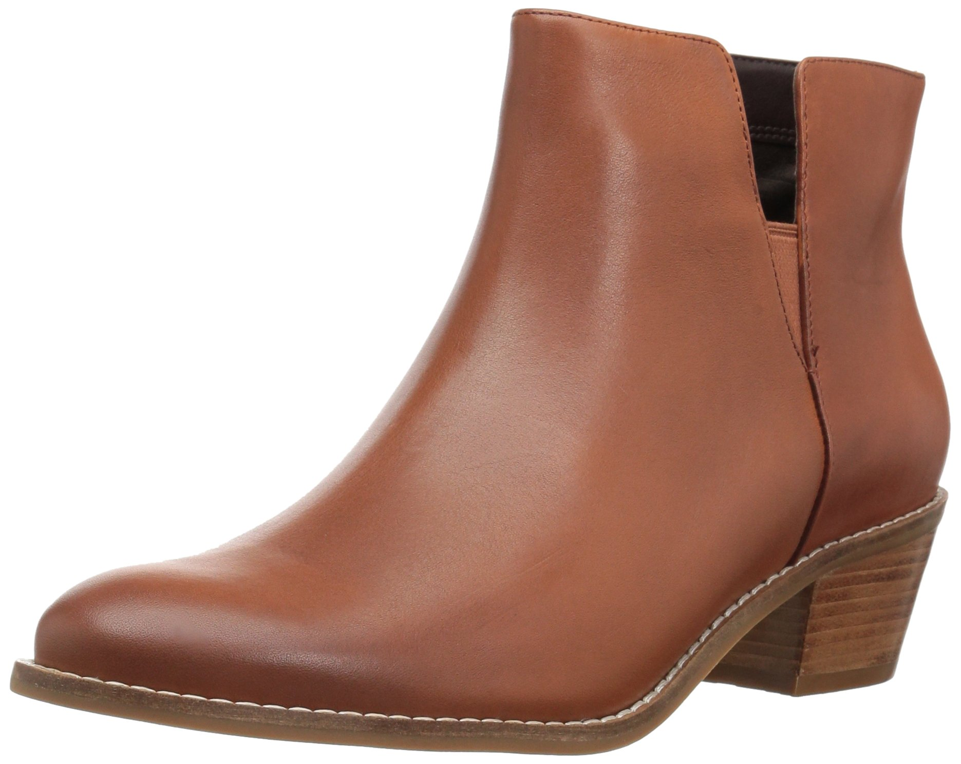 Cole Haan Women's Abbot Bootie, British Tan, 8.5 B US by Cole Haan