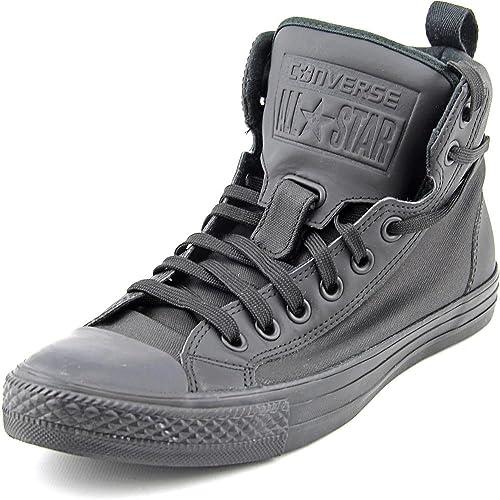 6bb9b4e3246a Converse Chuck Taylor Guard Hi Sneaker Black (Mens 11.5  Womens 13.5 ...