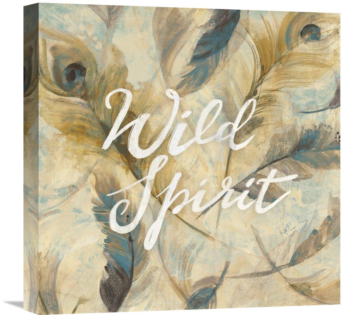 Global GalleryAlbena Hristova Into The Wild I Giclee Stretched Canvas Artwork 18 x 18