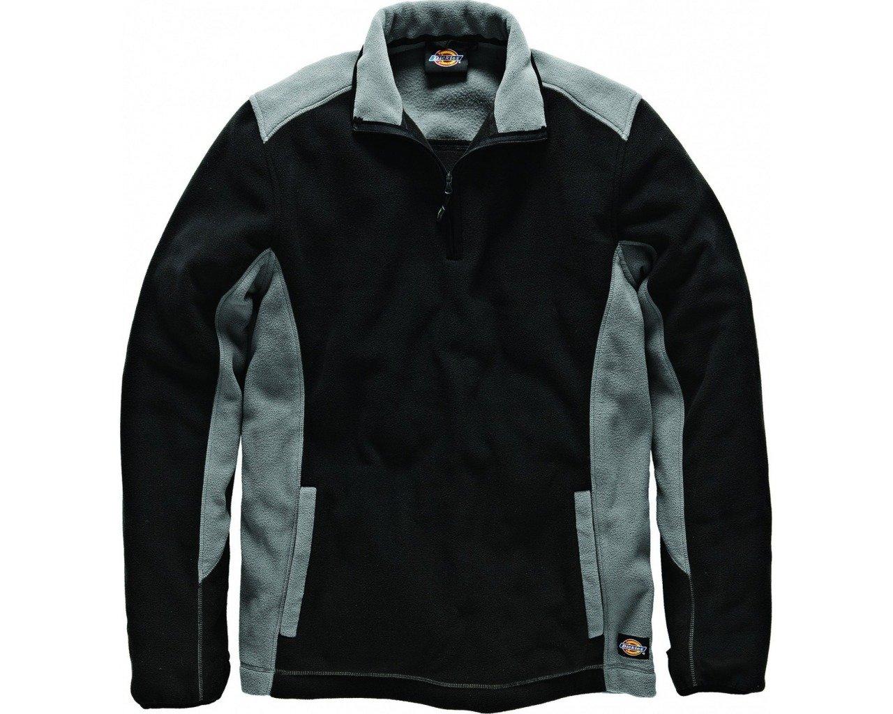 Dickies Two Tone Micro Fleece XL Black