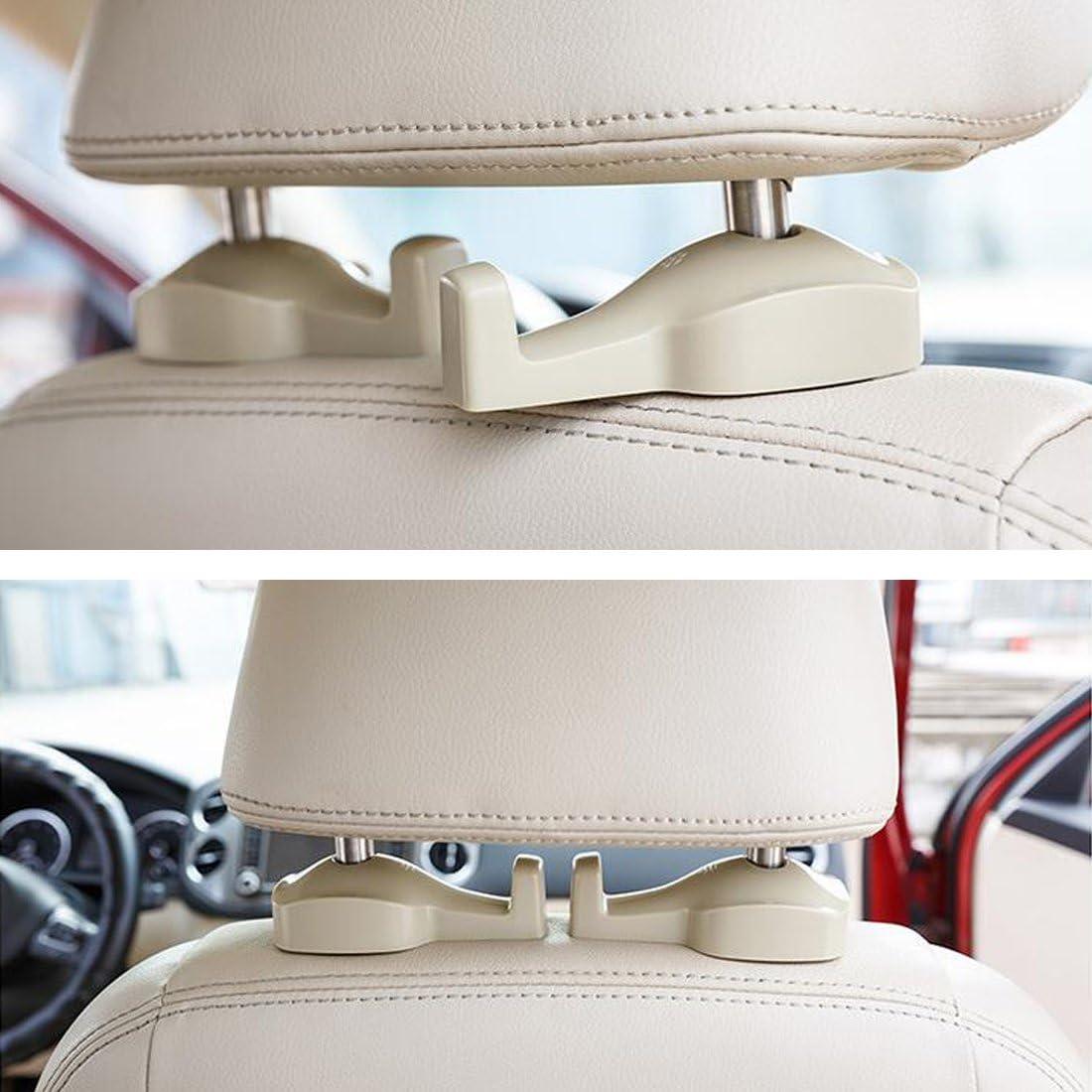 Original VW//SEAT SKODA appendiabiti gancio appendiabiti picconi SEDILI AUTO POGGIATESTA