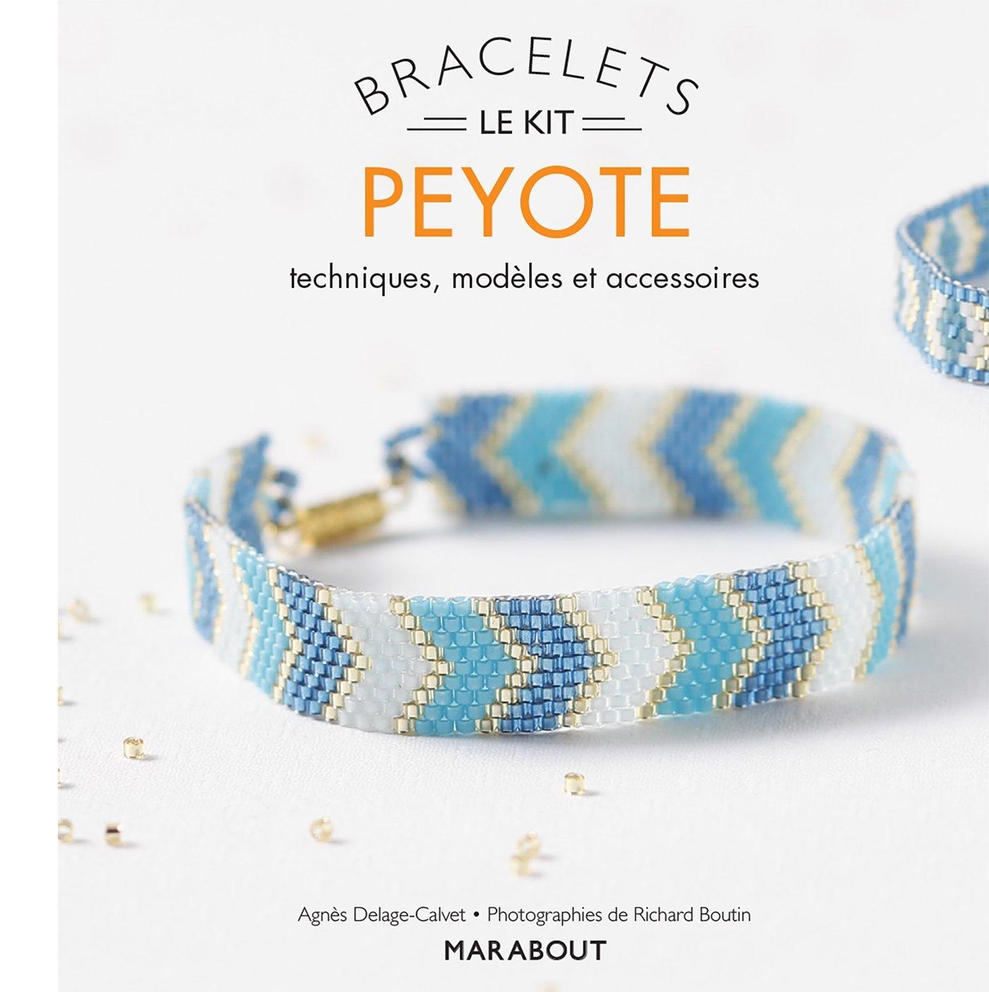 bracelet perle peyote