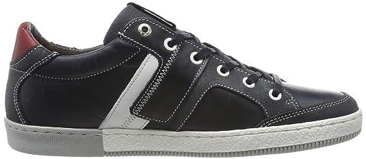 Gaastra Herren Spin Sneakers, Blau (7300 Navy), 42 EU