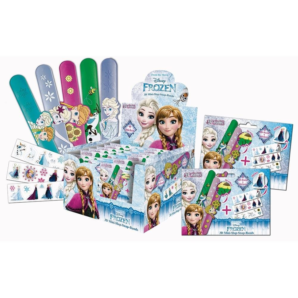 Amazon.es: Frozen - La Reina De Hielo De - Slap Snap de Bands ...