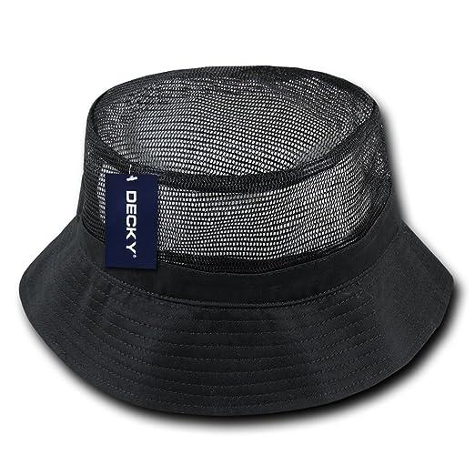 Fisherman Cool Mesh Top Bucket Camo Hat at Amazon Men s Clothing store  12fff61707c0