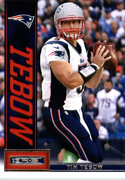 outlet store bea3f 25975 2013 Panini Rookies & Stars Football Card # 61 Tim Tebow New ...