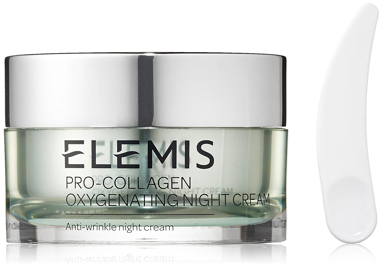 CDM product ELEMIS Pro-Collagen Oxygenating Night Cream, Anti-wrinkle Night Cream, 1.6 fl. oz. big image