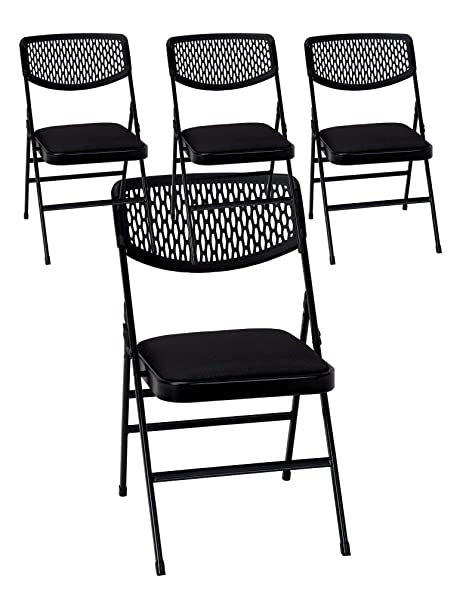 Amazon.com: Cosco Products 60865BHC4E - Silla plegable de ...