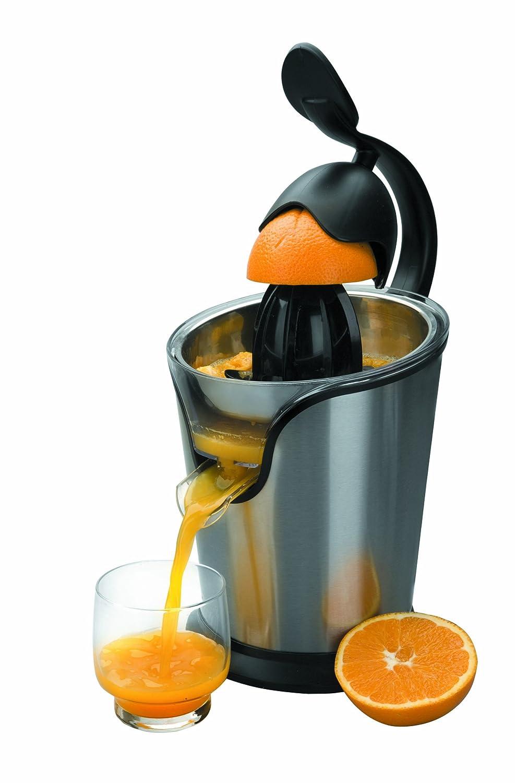 Lacor 69285 Exprimidor Zumo de Naranja eléctrico con Brazo, Acero Inoxidable, Libre de BPA, 100 W, 85: Amazon.es: Juguetes y juegos