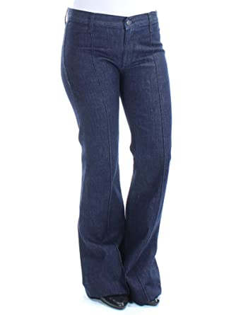 81c0938c4129e RALPH LAUREN Polo High-Rise Flared Jeans at Amazon Women's Jeans store