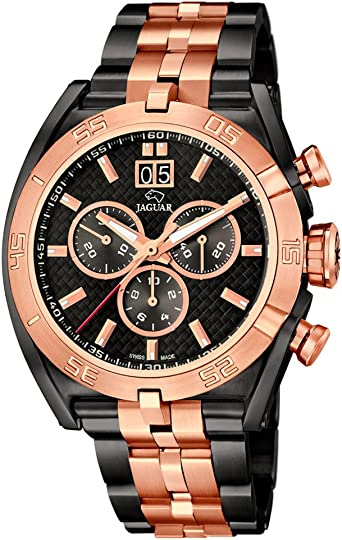 Jaguar reloj hombre Sport Executive cronógrafo J811/1: Jaguar: Amazon.es: Relojes