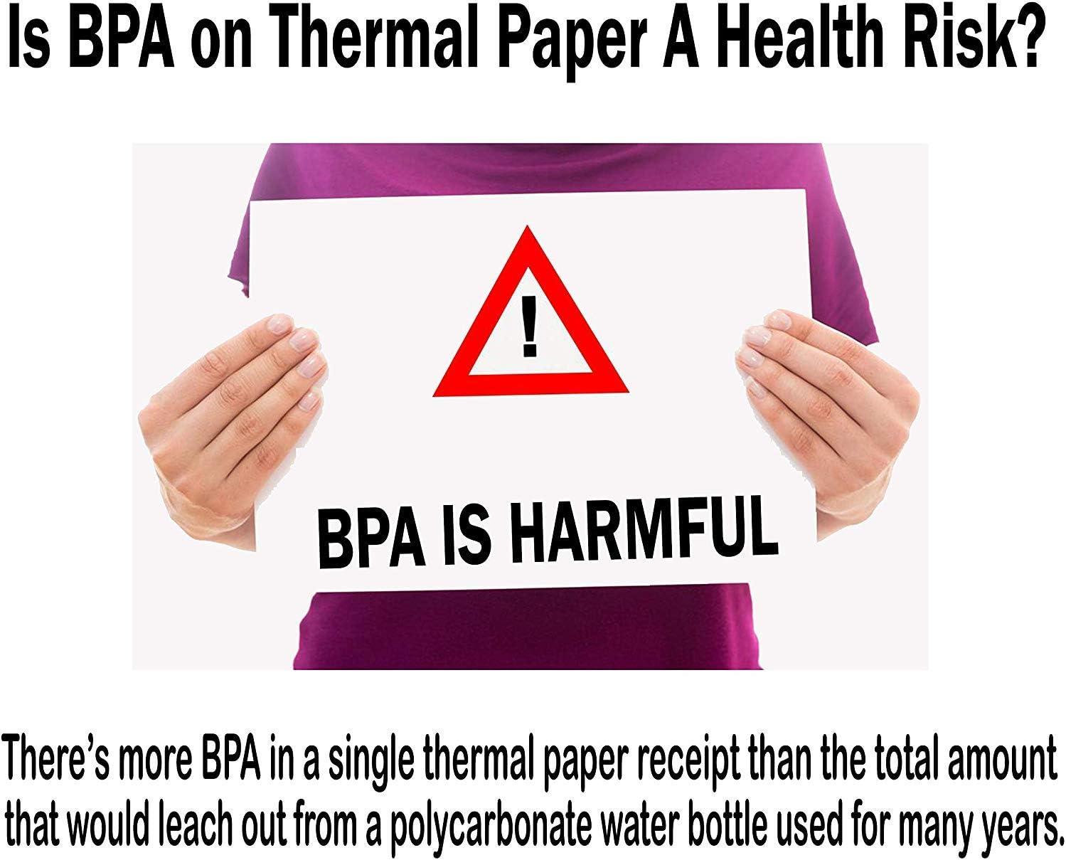 POS//Cash Register Thermal Paper Rolls 2 1//4 x 200-50 Rolls 50 CBM 291 2 1//4 x 200 Thermal Paper Rolls Citizen POS Register Printer : CBM 262
