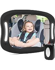 Espejos para asientos traseros accesorios beb for Espejos para ver a los bebes en el coche