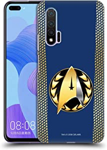 Head Case Designs Officially Licensed by Star Trek Discovery Admiral Badge Uniforms Hard Back Case Compatible with Huawei Nova 6