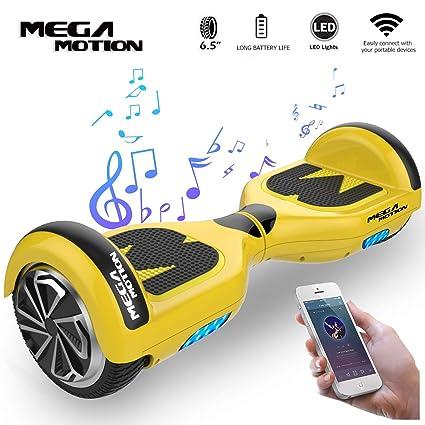 Mega Motion Monopatín Eléctrico E1-6.5