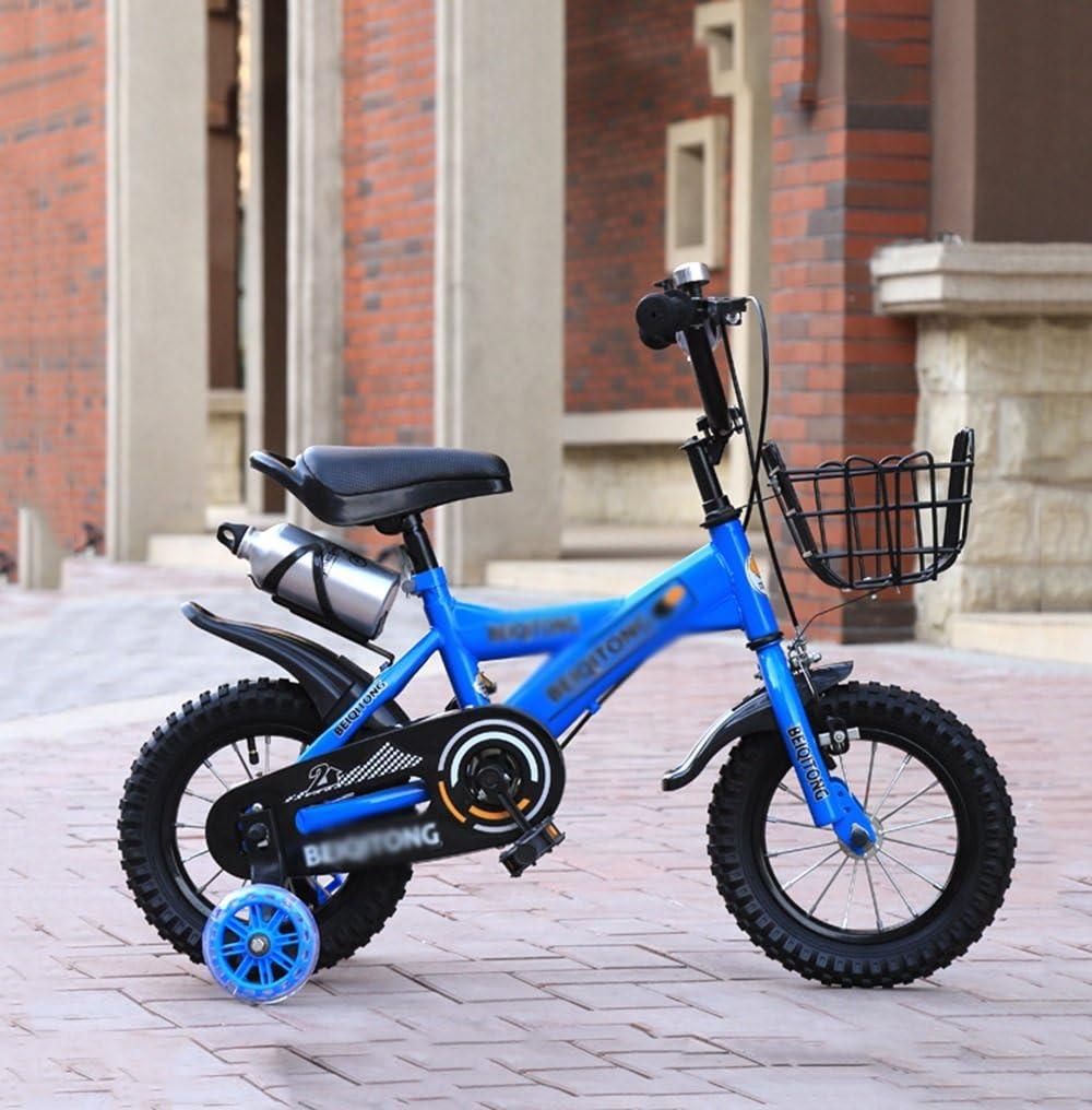 Bicicleta para niños Sheng 3-10 años de Edad, Carro de bebé, niña ...