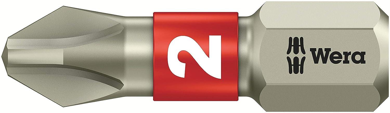 WERA 05134210001 7 Pc Easter Egg Kraftform Kompact 20 Bit Driver Set
