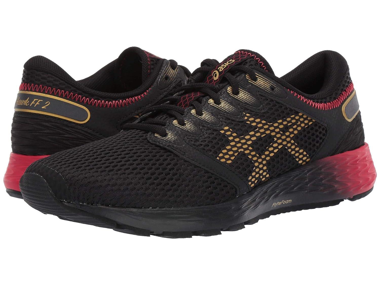 【訳あり】 [アシックス] メンズランニングシューズスニーカー靴 Roadhawk FF 12 2 MX [並行輸入品] B07PWTFFVW Medium Black [並行輸入品]/Rich Gold 12 (29cm) D - Medium 12 (29cm) D - Medium|Black/Rich Gold, 色々な:2c27ff2f --- ultraculture.ru