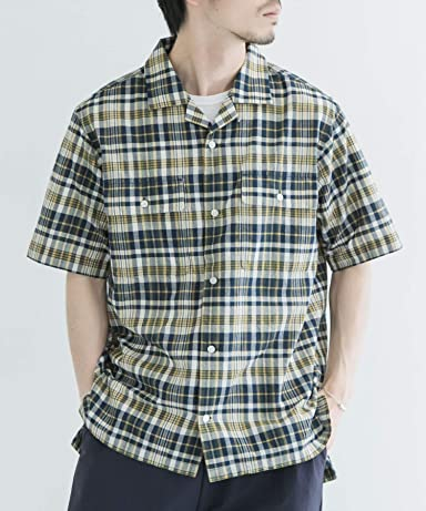 Camp Shirt C1-2-UF05: Blue