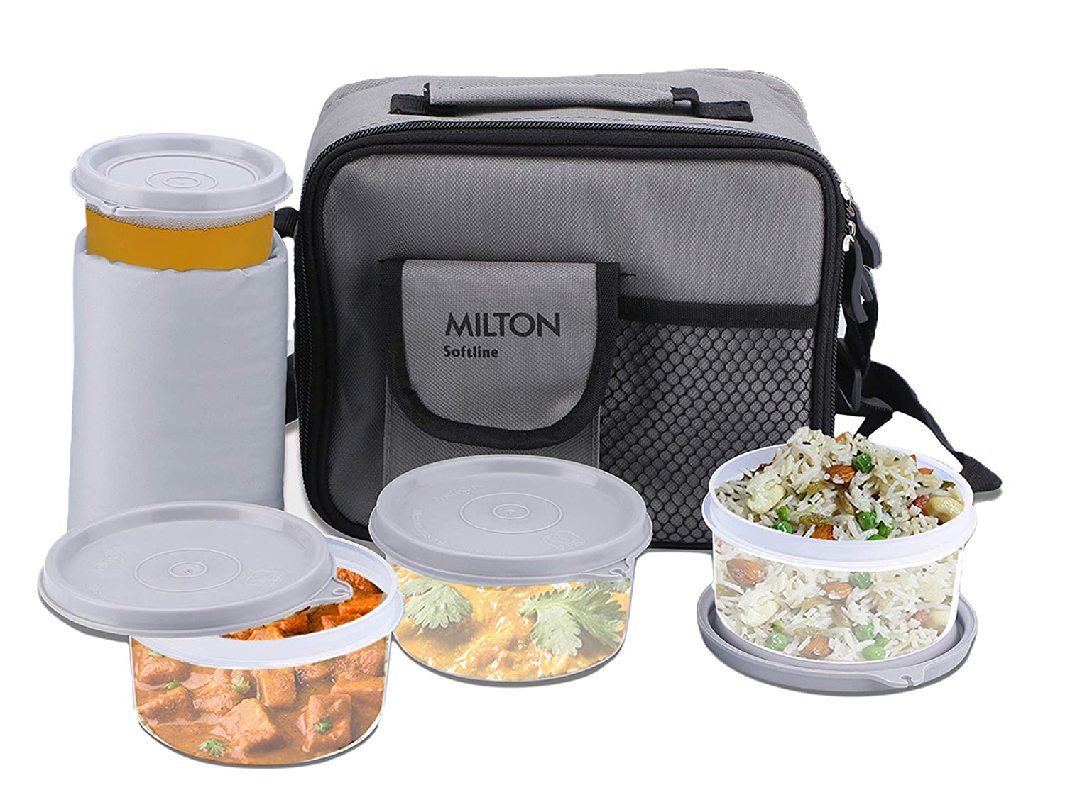 Milton Meal Combi Plastic Lunch Box