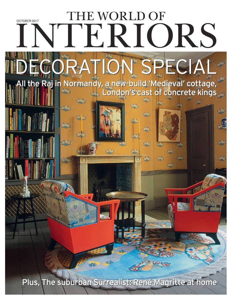 World Of Interiors Amazon Magazines