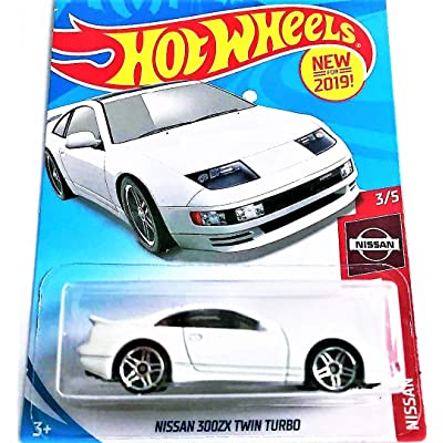 Hot Wheels 2019 Nissan Series Nissan 300zx Twin Turbo 112250 White
