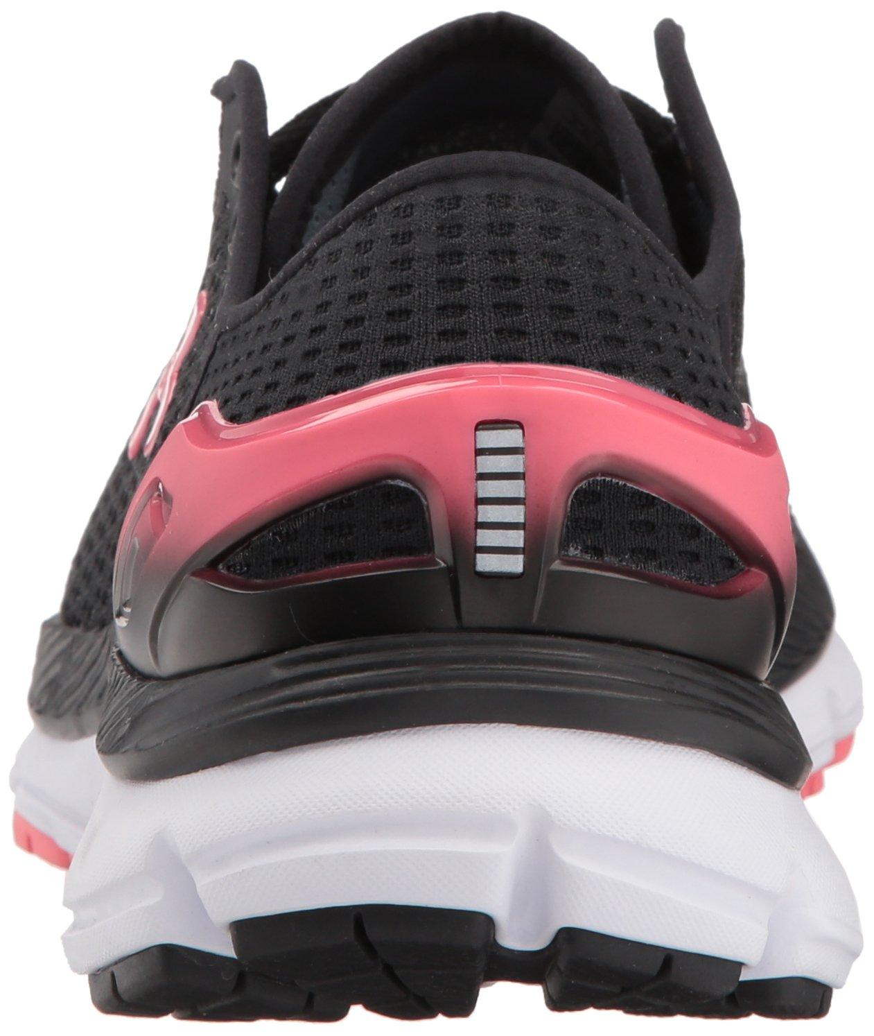 Under Armour Women's Speedform Intake 2 Running Shoe B071L7DH51 9 M US|Black (001)/Steel