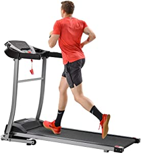 Jusnova Electric Folding Treadmill with Inclines