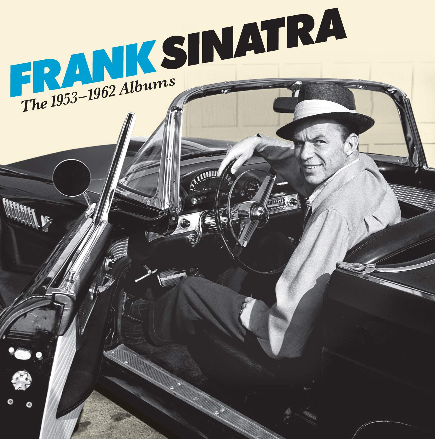 CD : Frank Sinatra - 1953-1962 Albums (Bonus Tracks, Remastered, With Book, Boxed Set, Spain - Import)