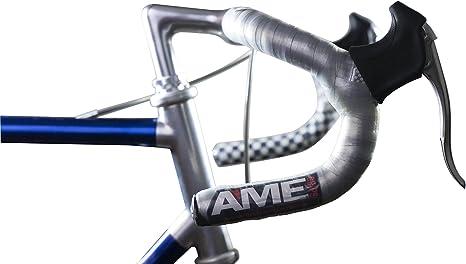 Carbon Fiber Comfort GEL Road Bike Handlebar Tape Bike Bar Wrap New @ami #mil