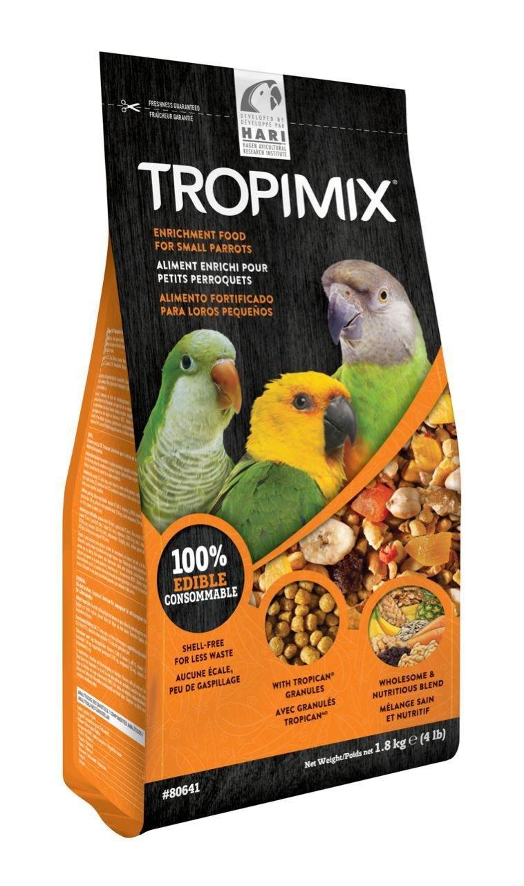 Tropimix Premium Enrichment Food For Small Parrots by Hari