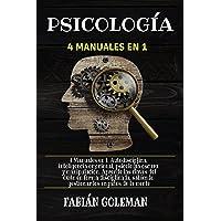 Psicología: 4 Manuales en 1: Autodisciplina, Inteligencia emocional, Psicología Oscura y Manipulación. Aprende las…