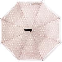 Ombrello inverso automatico High-end Collezione «NOUSHKA Paris», modello «YANKA», 5 anni di Garanzia, Double-Canvas, Balena rinforzata