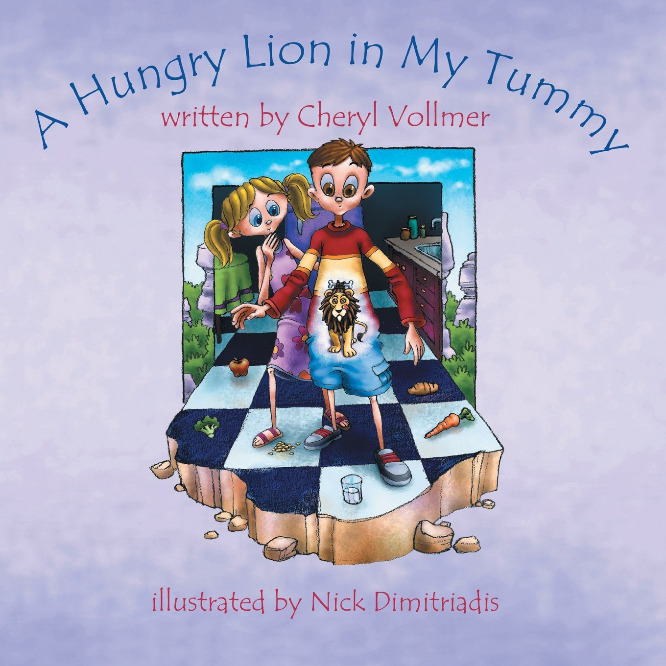 Download A Hungry Lion In My Tummy pdf epub