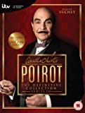 Agatha Christie's Poirot - The Definitive Collection (Series 1-13) [DVD] [Import anglais]