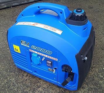 Benzintank für Swiss Kraft 2 Takt Stromgenerator Stromerzeuger Mobiler Inverter