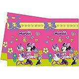 Obrus plastikowy Minnie Happy Helpers 120x180 cm