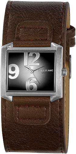 Excellanc Damen-Uhren mit Polyurethan Lederband 192121100025