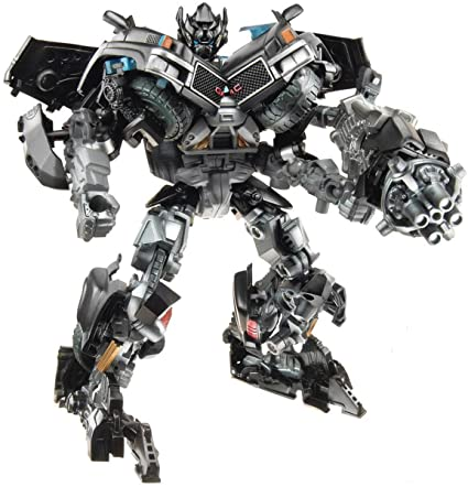 Buy Elektra Robot To Car Truck Converting Action Figure Toy Online