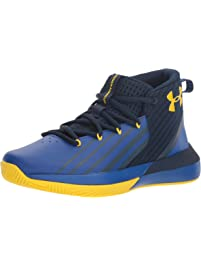 info for dc5e2 45d7c Under Armour Boys  Grade School Launch Basketball Shoe, Academy (402) Royal